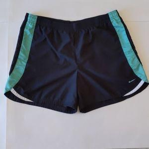 Nike Dri-Fit Workout Shorts Black Size: MED